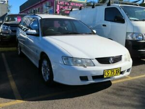 2003 Holden Commodore VY II Executive White 4 Speed Automatic Wagon Minchinbury Blacktown Area Preview