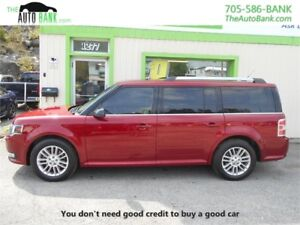 2013 Ford Flex SEL AWD LEATHER| MOONROOF|POWER TRUNK