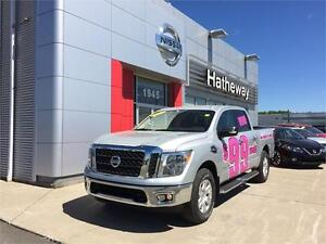 2017 Nissan Titan SV *** ONLY 99$ weekly on a lease*******