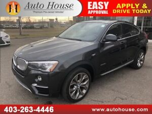 2015 BMW X4 28i BACKUP CAMERA HEATED STEERING PUSH START