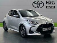 2021 Toyota Yaris 1.5 Hybrid Design 5Dr Cvt Auto Hatchback Hybrid Automatic
