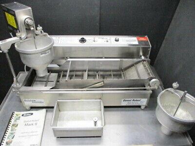 Donut Fryer Machine Belshaw Mark Ii Donut Robot 4900 Nice