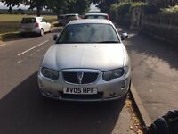 Must go-Rover 75 2.5 V6 Auto 2005-05 plate. A beautiful car. What Car Valuation £1,474