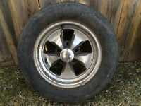 Nos ET Unibolt Diamond Spoke Tires