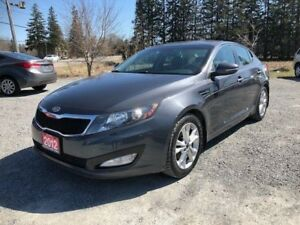 2012 Kia Optima EX / GDI BACK UP CAMERA LEATHER