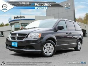 2012 Dodge Grand Caravan EXPRES- THE PERFECT FAMILY VAN- AUXILIA