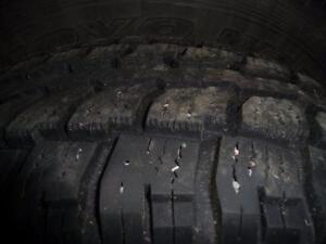 4 pneus d'hiver 235/70/16 Dean Wintercat Radial