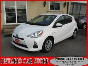 2013 Toyota Prius C !!!1 OWNER NO ACCIDENTS!!!