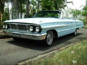 1964 Ford Galaxie 500 Pastel Blue Automatic Convertible Capalaba Brisbane South East Preview