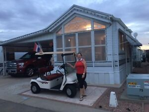 FOR SALE PARK MODEL MESA AZ Fully Furnished at VIEWPOINT RV and