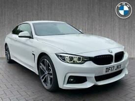 image for 2017 BMW 4 Series 435D Xdrive M Sport 2Dr Auto [Professional Media] Coupe Diesel