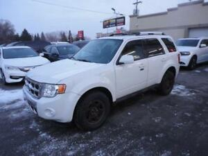 Ford Escape Limited 2009 Limited-4X4-Cuir-GPS-DemDist a vendre