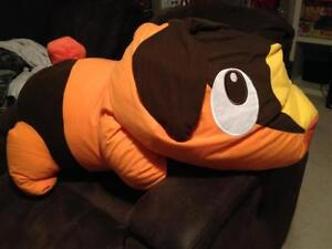 Pokemon Jumbo Tepig plush