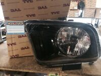 FORD MUSTANG HEADLAMP HEADLIGHT NEW 2005 2006 TYC CAPA