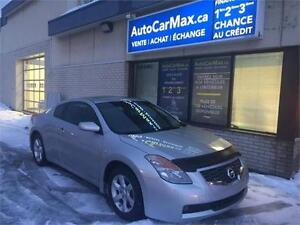 2008 Nissan Altima 2,5 Coupe Cuir-Sunroof-Blutooth-Spécial !!!