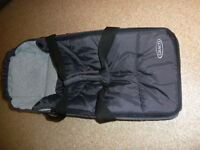 Graco carrycot pram/buggy insert