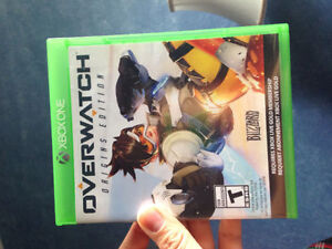 Overwatch game for XBOX ONE