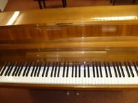 Upright Piano Zender (FREE Local Delivery TN12 Kent) Just been Tuned
