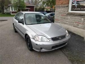 2000 Honda Civic AUTO/AC/CRUISE/CLEAN!
