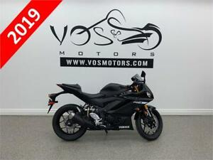 2019 Yamaha R3 - V3469 - No Payments For 1 Year**