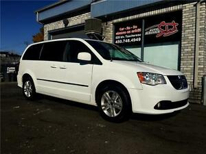 2015 Dodge Grand Caravan CREW PLUS W/NAVI W/LEATHER W/CAMERAS