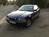 BMW 3 SERIES 1.9 318IS 2DR Manual (blue) 1998