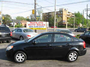 **2006 Hyundai Accent Auto & air**   Certified & E-tested
