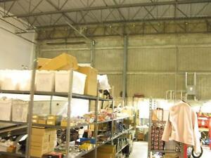 3300 SQ FT OF INDUSTRIAL SPACE MANY USES 5 YEARS NEW Kitchener / Waterloo Kitchener Area image 3