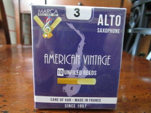 Marca AV430 Alto Saxophone Reeds