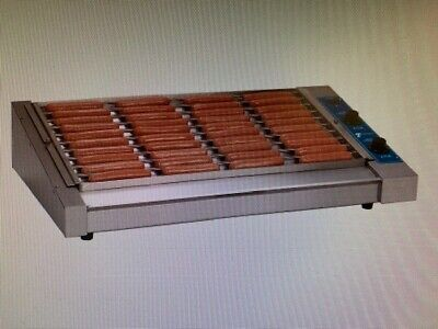 Antunes Hot Dog Corral Model Hdc35 With Bun Warmer Wd-35 And Sneeze Guard Sg35