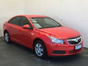 2009 Holden Cruze JG CD Red 5 Speed Manual Sedan Mount Gambier Grant Area Preview