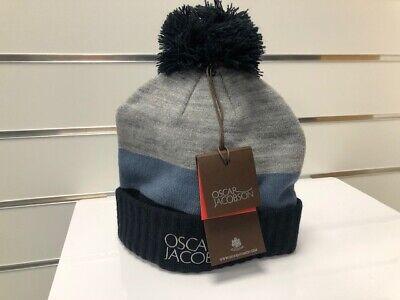 Oscar Jacobson Kit Golf Bobble Hat Unisex One Size