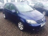 2006 VOLKSWAGEN GOLF PLUS 1.4 Sport TSI 12 MONTHS MOT and WARRANTY AVAIL