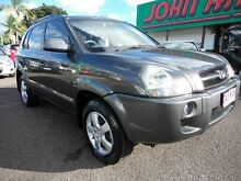 2008 Hyundai Tucson MY07 City SX Grey 4 Speed Automatic Wagon Mount Gravatt Brisbane South East Preview