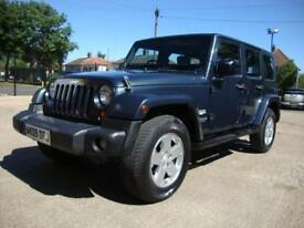 2009 Jeep Wrangler 2.8 CRD Sahara Hard Top 4x4 5dr