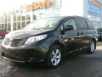 2012 Toyota Sienna CE 7 PASSAGERS SEULEMENT 55449KM