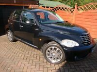 CHRYSLER PT CRUSER LIMITED AUTOMATIC ** MOT TO AUGUST 2017 ** JUST 71000 MILES LOOK !!!!!!