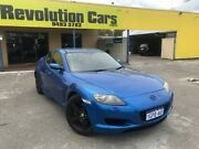 2004 Mazda RX-8 FE Series 1 Coupe 4dr Man 6sp 1.3i Rotary Blue Manual Coupe Maddington Gosnells Area Preview