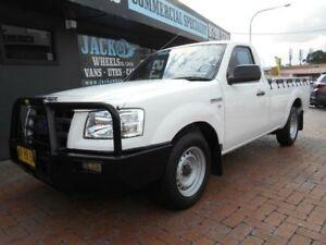 2008 Ford Ranger PJ 07 Upgrade XL (4x2) White 5 Speed Manual Pickup Croydon Burwood Area Preview
