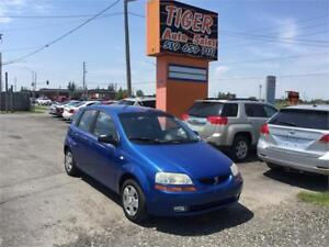 2005 Pontiac Wave ***ONLY 114 KMS***AUTO***VERY CLEAN SMALL CARl