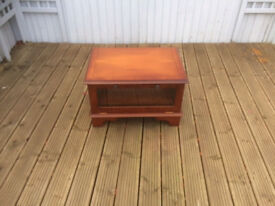 3 Pieces of Yew Coloured Lounge Furniture - will sell separately