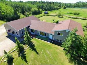 Executive Home with Acreage - Woodland Acres!