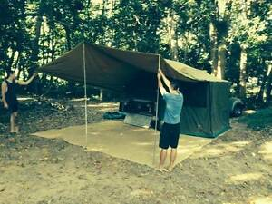 Oztrail 4x4 Camper Trailer Manunda Cairns City Preview