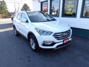 2018 Hyundai Santa Fe Sport SE only $226 bi-weekly all in!