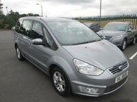 2013 FORD GALAXY 2.0 TDCI ZETEC 50K GREY 7 SEATS