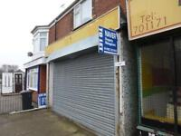 **RETAIL/COMMERCIAL/SHOP TO LET SOUTHCOATES LANE £250 PER MONTH**