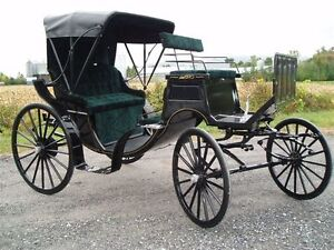 Carriages , wagon, sleighs , carts all new made to order! Windsor Region Ontario image 7