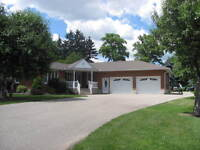 Country Estate, 4.90 acres with shop. South of Aylmer,