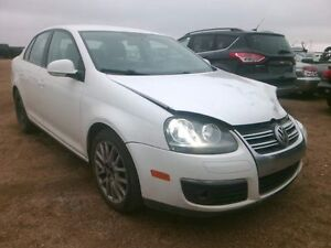 Parting out 2009 Volkswagon Jetta 2.5 litre auto