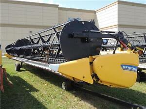 2012 New Holland 880CF-45' Flex Draper Header BELOW COST!!!